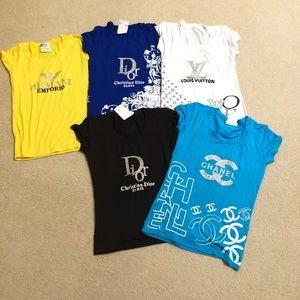New women tops shirts size M